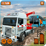 Offroad Tow Truck Driver Transport Truck Simulator APK