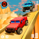 Offroad Hummer Stunt Tracks: Racing Games 2019 APK