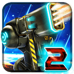 Sci Fi Tower Defense. Module TD 2 - New Games 2019 APK icon