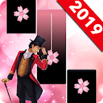 The Greatest Showman Piano Tiles 2019 APK icon