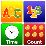 Preschool Activities for Toddlers - Toddler Play APK icon