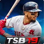 MLB Tap Sports Baseball 2019 APK icon