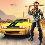 Grand City Gangster Story - Crime Car Drive APK icon