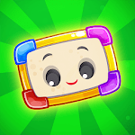 Learning Tablet: Coloring Pictures and Baby Games APK icon