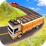 Indian Truck Spooky Stunt : Cargo Truck Driver APK icon