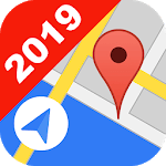 free GPS Location tracker, Map and Live Position APK icon