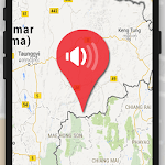 GPS Map Navigation, Voice GPS Driving Directions APK icon