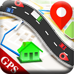 GPS  Maps And Navigation Route Direction Map APK