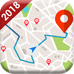 GPS Satellite Route Map Direction - Live Direction APK