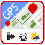 GPS Smart Route Finder,Traffic ,Navigation  App APK