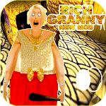Scary RICH Granny - Mod Horror Game 2019 APK icon