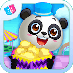 Panda Panda Funfair Party APK icon