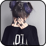 Grunge girls world - Style and outfit ideas 👗👙 APK icon