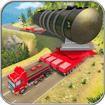 Oversized Load Cargo Truck Simulator 2019 APK icon