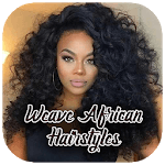 Weave african hairstyles APK icon