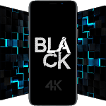 Black Wallpapers - 4K Dark & AMOLED Backgrounds APK