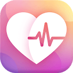 Heart Rate Monitor – Simple Heartbeat Tracking APK icon