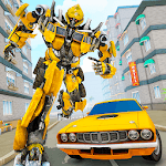Multi Transforming Robots War APK icon
