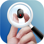 Hidden Device Detector - camera and microphone APK icon