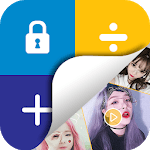 Hide Pictures And Videos by Calculator APK icon