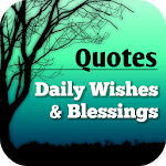 Daily Wishes And Blessings APK icon