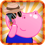 Secret agents. Incredible adventures APK icon