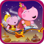 Aladdin's adventures. Magic lamp APK icon