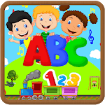 ABC Fun Kids Songs: Rhymes, Learn Alphabets & 123 APK