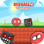 Jump Ball 4 - New Red Ball Adventure APK icon