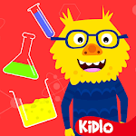 Science Games for Kids - Grade 1 Learning App APK icon
