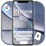 Phone XR Keyboard APK icon