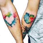 Couples Tattoos APK