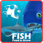 FEED AND BATTLE: GROW FISH SIMULATOR APK