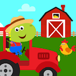 Animal Town - Baby Farm Games for Kids & Toddlers APK icon