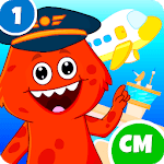 My Chompy Town - My Airport Games for Kids APK
