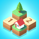 Color Land - Build by Number APK icon