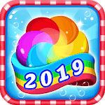 Jelly Crush - Match 3 Games & Free Puzzle 2019 APK icon