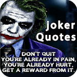Joker Quotes APK icon