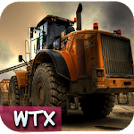 Dozer Simulator Open Roads APK icon