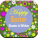 Happy Easter Quotes and Wishes APK icon