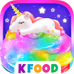 Unicorn Chef: Slime DIY Cooking Games for Girls APK icon