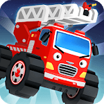 Tayo Monster Truck - Kids Game Package APK icon