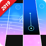 Magic Piano Tiles, Kpop Music APK icon