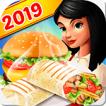 Kitchen Fever - Food Restaurant & Cooking Games APK icon
