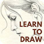 Drawing Artist - How To Draw Pencil Sketch APK icon