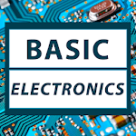 Basic Electronics Questions & Answers Engineering APK icon
