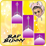 Bad Bunny Piano Game APK icon