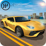 Real Car Driving With Gear : Driving School 2019 APK icon