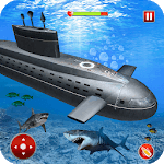 US Army Submarine Simulator : Navy Army War games APK icon
