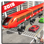 Gyroscopic Train Driving Sim 2019 APK
